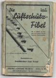 Die Luftschutz Fibel 1937 de Luz F manual german aparare antiaeriana