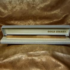 Set birou japonez Art Deco bronz placat aur, colectie, cadou, vintage