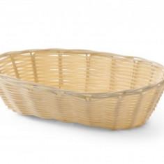 Cos paine oval, polyratan, 426500, 225 x 130 x 55 mm