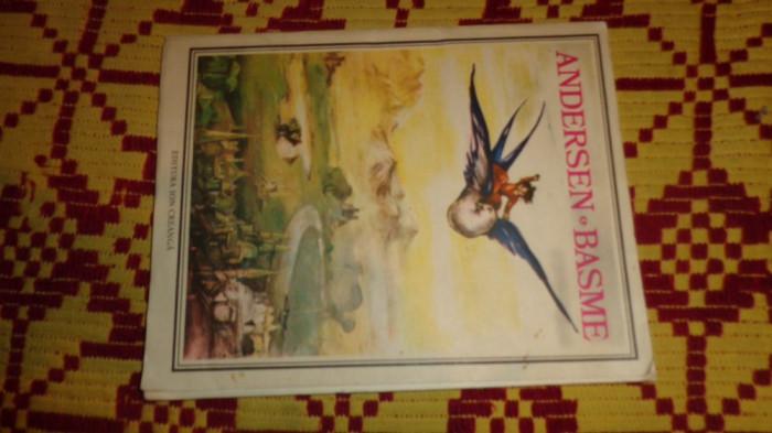 andersen - basme / ilustratii marcela cordescu /114pag/an1986