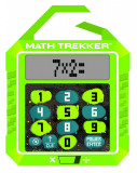 Joc matematic portabil Inmultiri si impartiri, avertizare sonora, 8 - 12 ani, Educational Insights