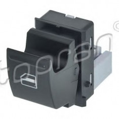 Comutator / buton actionare geamuri VW CADDY III Combi (2KB, 2KJ, 2CB, 2CJ) (2004 - 2016) TOPRAN 114 570