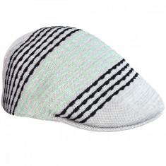 Basca Kangol Blip Stripe 504 Gri (Masuri: S,M,L) - Cod 27290784543