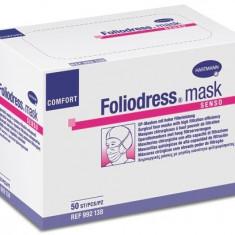 FOLIODRESS MASK Perfect, masca chirurgicala cu lama nazala scurta