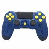 Controller Blue Splash Full Wireless Dualshock 4 V2 pentru Playstation 4
