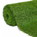 Gazon artificial, verde, 0,5 x 5 m/40 mm