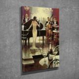 Tablou decorativ, Vega, Canvas 100 procente, lemn 100 procente, 30 x 40 cm, 265VGA1004, Multicolor