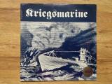 Kriegsmarine - German Navy War Songs & Marches 1935-45 (1976,CUSA) vinil vinyl