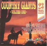 CD Country Giants - Volume One, original, holograma