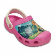 Saboți Copii casual Crocs Frozen Fever Clog
