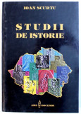 STUDII DE ISTORIE de IOAN SCURTU , 2002