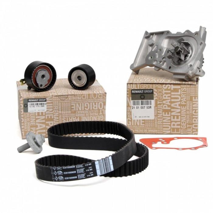 Pachet Kit Distributie Dacia+Pompa Apa Oe Dacia Logan 1 04-12 1.6 16V 77KW/105CP
