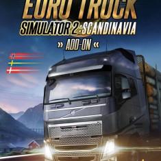 Euro Truck Simulator 2 Scandinavia Add-on PC CD Key