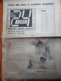 ziarul 24 ore  din 22 ianuarie 1990-1 luna de la revolutie,oda revolutionarilor