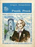 Poezii. Proza (Alexandrescu - Editia a II-a)