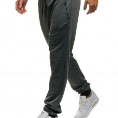 Pantaloni de trening bărbați negru Bolf W2795