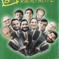 Caseta Divertis – Radio Blitz , originala, holograma, Comedie, Parodie