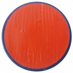 Culoare portocaliu inchis pictura de fata si corp 18ml Classic Dark Orange