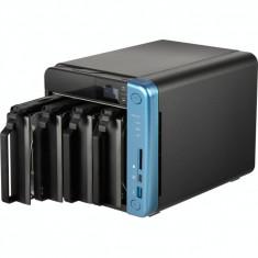 NAS Qnap TS-453B-4G, 4 Bay-uri, Gigabit, IntelA® CeleronA® J3455 Quad Core 1.5 GHz - 2.3 GHz, 4 GB DDR3L