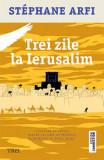 Trei zile la Ierusalim, Stephane Arfi