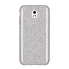 Husa Telefon Silicon Samsung Galaxy J7 2017 j730 3in1 Glitter