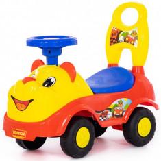 Masinuta - Teddy 2:1, fara pedale, 56x27,5x30 cm, Polesie