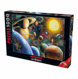 Cumpara ieftin Puzzle Anatolian - Planets in Space, 1000 piese