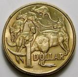 Australia, 1 Dolar 1995_Regina Elizabeth II * cod 142