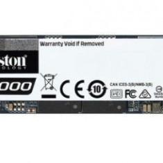 SSD Kingston KC2000, 500GB, M.2 2280, PCIe NVMe Gen. 3.0 x4