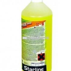 Antigel concentrat STARLINE Tip D Galben 1 L S NA KR-1