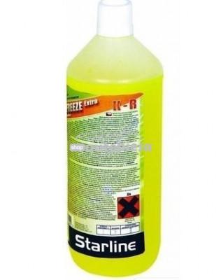 Antigel concentrat STARLINE Tip D Galben 1 L S NA KR-1 foto