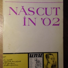 NASCUT IN 02. MEMORII, FILE DE JURNAL, EVOCARI - SASA PANA