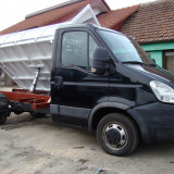 Iveco Daily 35c12 basculant pe cutie, 2.3 HPI Diesel, an 2007