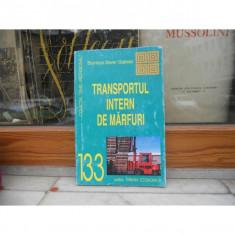 TRANSPORTUL INTERN DE MARFURI , BOMBOS SEVER GABRIEL