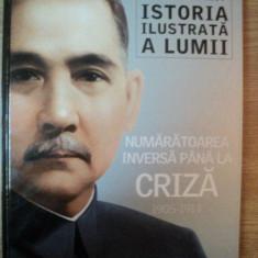 ISTORIA ILUSTRATA A LUMII , NUMARATOAREA INVERSA PANA LA CRIZA 1905 - 1914