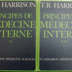 PRINCIPES DE MEDICINE INTERNE by T.R. HARRISON , VOL I-II , 1970