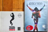 Michael Jackson - Number Ones & This Is It (set 1 CD + 1 DVD orig.)