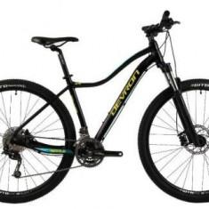 Bicicleta Dama Devron Riddle W3.9, Cadru 19.3inch, Roti 29inch (Negru)