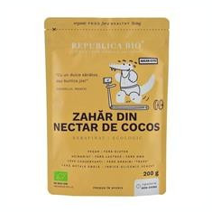 Zahar din Nectar de Cocos Ecologic 200gr Republica Bio Cod: 1003329