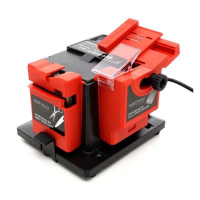Dispozitiv de ascutit cutite si foarfece 150W KraftDele KD1552 foto