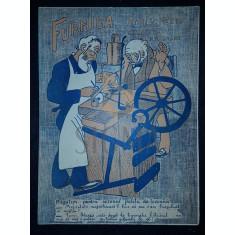 TARANU N. D. & RANETTI G., FURNICA (Revista Umoristica), Anul V, Numarul 210, Bucuresti, 1908