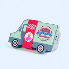 Cutie pentru pranz - Burger Food Truck | DOIY