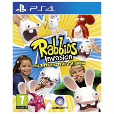 Rabbids Invasion (PlayStation Camera Compatible) PS4