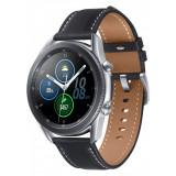 Ceas Bluetooth Samsung Galaxy Watch3, 45mm, Argintiu (Mystic Silver) SM-R840NZSAEUE