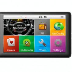 """Navigatie GPS 7"""" full europa 2019 pentru autoturisme si camioane cu IGOprimo 8GB, Toata Europa, Nespecificat"""
