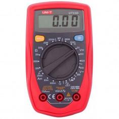 Multimetru digital UT33D UNI-T, 4 functii, memorarea datelor