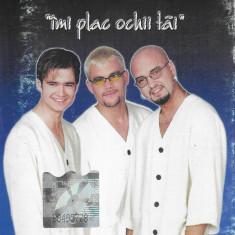 Vand caseta audio 3rei Sud Est – Imi Plac Ochii Tai, originala, holograma
