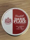 Dunhill Dark flake - cutie tutun pipa de colectie - sigilata