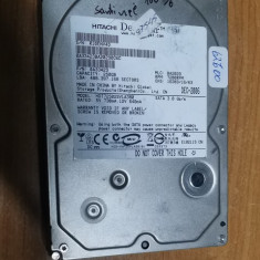HDD PC Hitachi 250GB Sata Santinel 100 % ok #62600