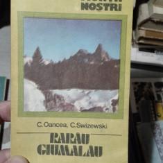 Colectia Muntii nostri: Rarau. Giumalau